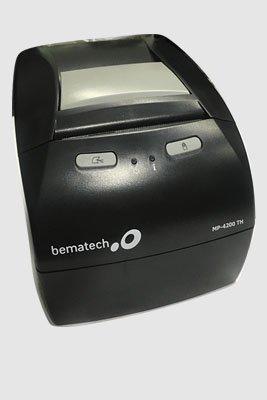 Aluguel de impressora de CUPOM Bematech USB
